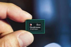Qualcomm công bố nền tảng Snapdragon 8CX cho máy Windows 10