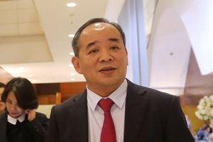 Tân Chủ tịch VFF Lê Khánh Hải: 'Tôi rất vui khi mình được các cơ quan đặt kỳ vọng