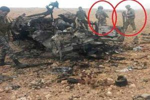 Đặc nhiệm Nga cùng binh sĩ Syria phục kích diệt nhóm IS ở Homs