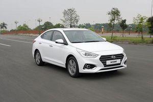 Mẫu xe Hyundai nào bán chạy nhất tại Việt Nam trong tháng 11?