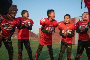 Ngôi trường Trung Quốc đào tạo các cậu bé thành 'đàn ông đích thực'