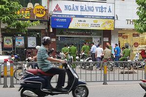 Những vụ mang vũ khí cướp ngân hàng chấn động dư luận