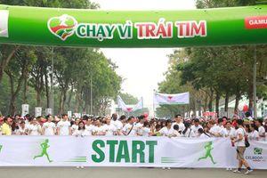 Sự kiện chạy bộ từ thiện hơn 5 năm vẫn không giảm nhiệt