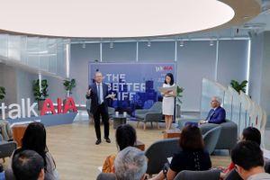 AIA Việt Nam hướng tới mục tiêu 3 triệu khách hàng trong 5 năm tới