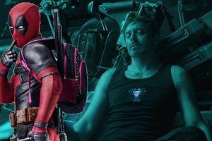 'Avengers: Endgame' vừa công bố tên, Deadpool đã chiếm tên miền website - Sẽ có thêm trailer tại Super Bowl?