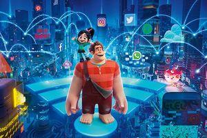 'Ralph Breaks the Internet': Hành trình tuyệt vời vào 'cộng đồng mạng' dưới lăng kính hoạt hình