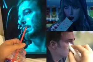 Phản ứng khán giả về tựa phim 'Avengers: Endgame': Chưa gì đã có một kho meme 'mặn mà'!