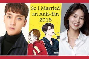 Vì sao khán giả trông đợi 'So I Married a Anti-Fan' của Sooyoung (SNSD) và 'bạn trai' Park Shin Hye - Choi Tae Joon?