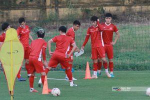 Đội tuyển Việt Nam đón một loạt tin vui trước trận chung kết gặp Malaysia