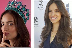 Vương miện Hoa hậu Thế giới 2018 gọi tên người đẹp Mexico
