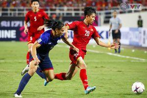 Đội hình tiêu biểu bán kết AFF Cup 2018: ĐT Việt Nam đóng góp 4 gương mặt