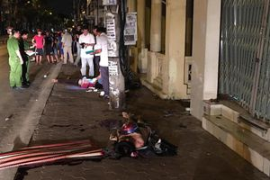Bình Thuận: Lao xe máy vào nhà dân, 2 thanh niên tử vong tại chỗ