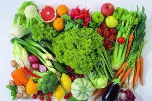 Ăn bao nhiêu rau, củ, quả mỗi ngày để cung cấp đủ vitamin cho cơ thể?