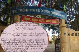 Hà Nội: Cô giáo dạy Giáo dục công dân bị kỷ luật vì tát, đuổi học sinh ra khỏi lớp