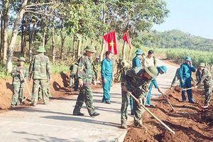 Nghệ An: Khánh thành 'Con đường tri ân' 2 liệt sỹ