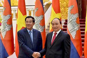 Việt Nam – Campuchia: Đưa hợp tác kinh tế thành trụ cột vững chắc