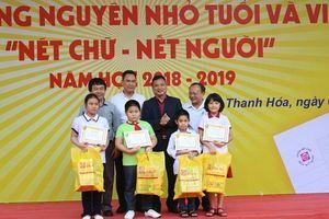 Học sinh xuất sắc của Thanh Hóa vào chung kết Trạng nguyên nhỏ tuổi và Viết chữ đẹp