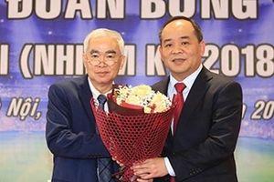 Thứ trưởng Lê Khánh Hải đắc cử chủ tịch VFF