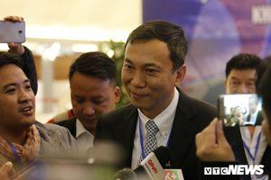 Tân Phó chủ tịch VFF Trần Quốc Tuấn: 'Mong ước lớn nhất là bóng đá Việt Nam dự World Cup'