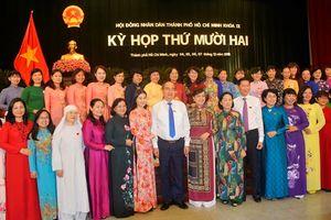 Bế mạc kỳ họp thứ mười hai, HĐND TP Hồ Chí Minh khóa IX