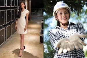 Tiểu Vy và cú 'lột xác' ngoạn mục trong 2 tháng thi 'Hoa hậu Thế giới'