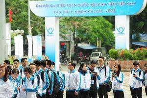 Gần 700 đại biểu dự Đại hội Sinh viên Việt Nam lần thứ X