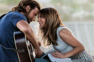 Bradley Cooper bất ngờ được đề cử giải Grammy cùng Lady Gaga