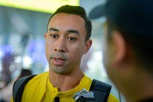 Talaha: 'Tôi muốn phục thù tuyển Việt Nam sau khi thua ở vòng bảng'