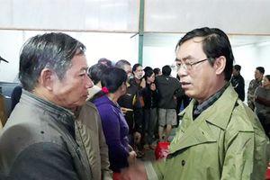 Quảng Trị đã tìm thấy thi thể 2 nạn nhân bị lụt cuốn trôi