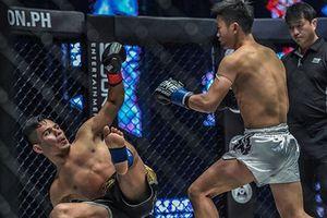 Nhà vô địch Muay Thái bị knock-out vì trêu ngươi đối thủ