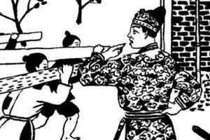 Vua Lê Tương Dực làm con dấu giả lừa triều đình Trung Quốc thế nào?
