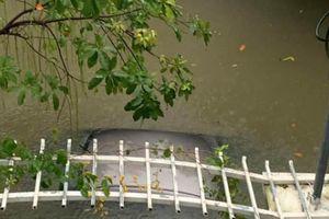 Dân mạng Đà Nẵng đua nhau đăng ảnh 'phố biến thành sông'
