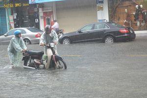 Đà Nẵng ngập sâu nhất kể từ sau bão Xangsane năm 2006