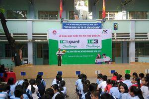 Khai mạc Cuộc thi Tin học quốc tế IC3 Spark Challenge và IC3 Challenge