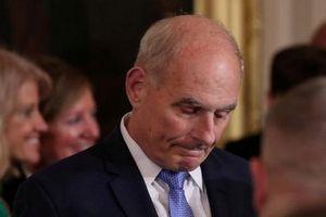 John Kelly sẽ rời Nhà Trắng vào cuối năm nay