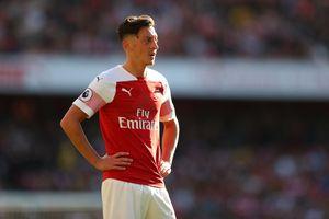Arsenal lên kế hoạch bán Ozil ngay trong mùa đông tới