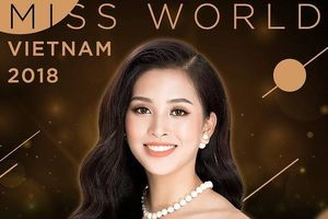 Hành trình đáng nhớ của Hoa hậu Tiểu Vy tại Miss World 2018