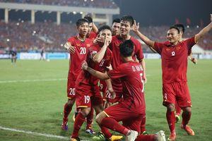 Đường đến chung kết AFF Cup 2018 của đội tuyển Việt Nam