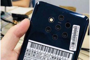 Nokia 9 Pureview bị lùi lịch ra mắt vì vấn đề về camera