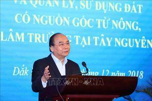 Thủ tướng Chính phủ: Phấn đấu đến năm 2025 cơ bản không còn tình trạng dân di cư tự do