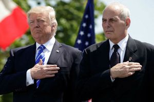 Tổng thống Trump xác nhận Chánh văn phòng Nhà Trắng sắp từ chức