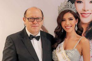 Trượt top 10, Minh Tú vẫn nhận giải đặc biệt tại Miss Supranational 2018