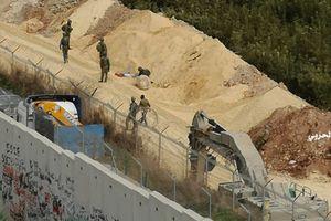 IDF phát hiện đường hầm thứ 2 của Hezbollah ở biên giới Lebanon-Israel