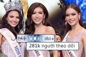 Lý do gì đã khiến 20 nghìn fan phẫn nộ đồng loạt bỏ theo dõi Miss Supranational?