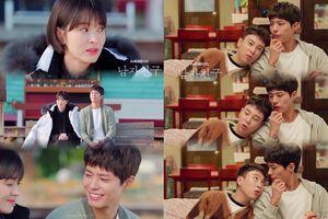 'Encounter': 100 khoảnh khắc đẹp nao lòng của Song Hye Kyo - Park Bo Gum và P.O (Block B) sau 4 tập