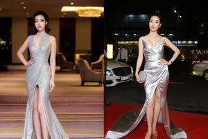 Diện đồ ánh kim lấp lánh -dàn mỹ nhân Việt người thì sang trọng còn người thì kém xinh