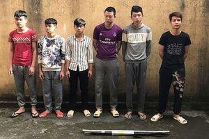 Lạng Sơn: Khởi tố nhóm đối tượng dùng hung khí 'thanh toán' nhau