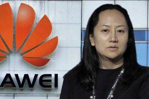 Trung Quốc 'nổi đóa' với Canada sau vụ bắt giữ nữ giám đốc Huawei