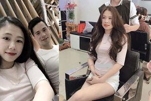 Soi gu thời trang của bạn gái cầu thủ Trần Đình Trọng
