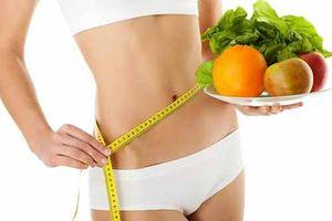10 loại trái cây và rau giúp giảm cân hiệu quả